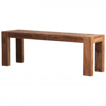 "Leiko 52"" Bench, Natural by NPD (New Pacific Direct)"