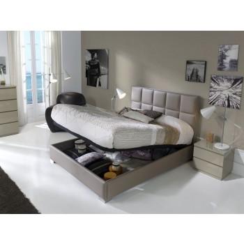 641 Noa Euro Queen Size Storage Bed