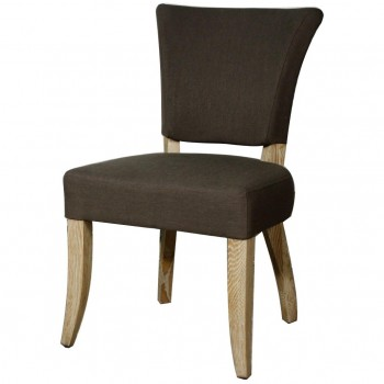 Austin Chair, Bark, Set of 2 by NPD (New Pacific Direct)