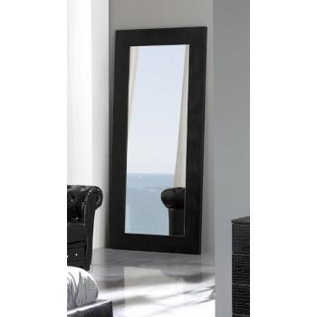 Coco E97 Standing Mirror, Black