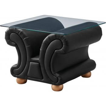 Apolo End Table, Black