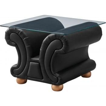 Apolo End Table, Black