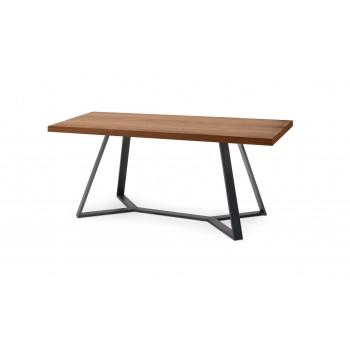 "Archie 78"" Table, Walnut"