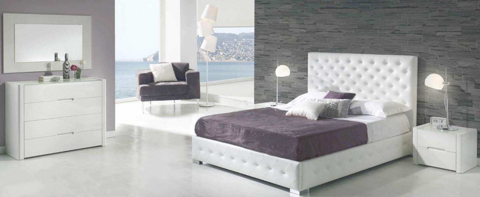 636 Alma 3-Piece Euro Queen Size Storage Bedroom Set
