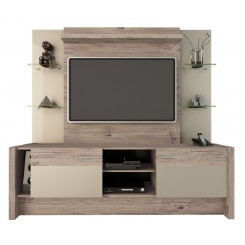 Morning Side Entertainment Center, Nature + Nude