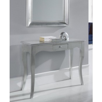 K-59 Console Table, Silver