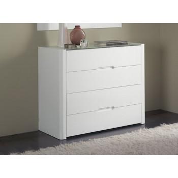 C-110 Dresser, White
