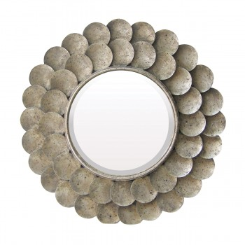 Harolds Grange Beveled Mirror