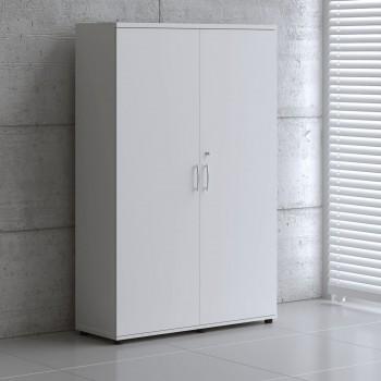 2 Door Storage Unit A6106, White