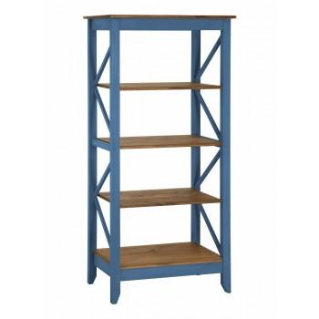 Jay Bookcase 1.0, Blue Wash