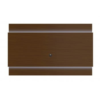 """Lincoln 86.77"""" Panel, Nut Brown"""