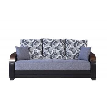 La Reina Sofa, Moon Gray by Casamode