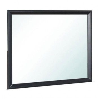 Carolina Mirror, Black