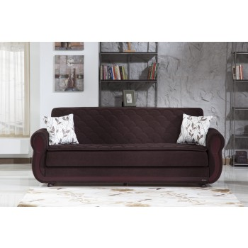 Argos Sofabed, Colins Brown by Sunset International Trade