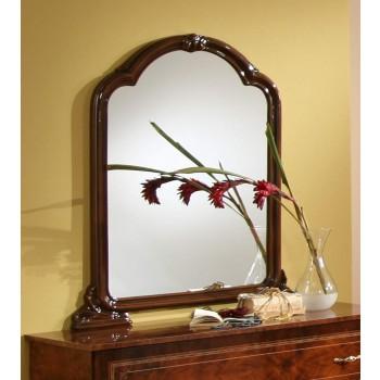 Gioia Mirror, Walnut