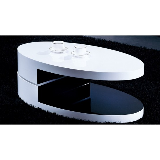 8435 Coffee Table, Oval photo