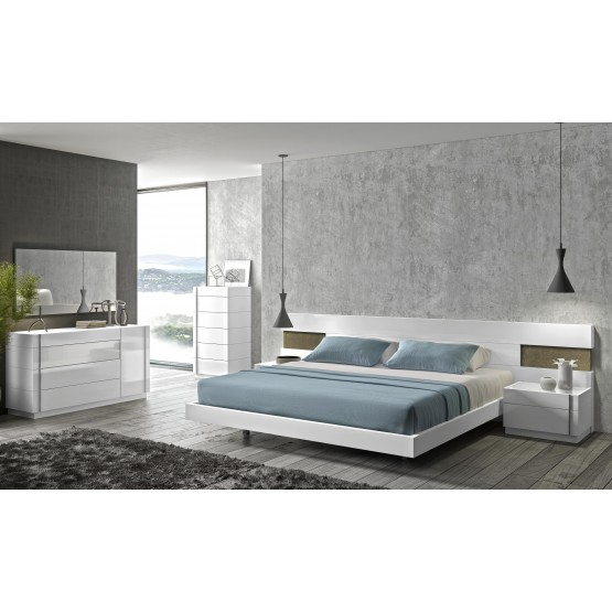 Amora Queen Size Bed photo