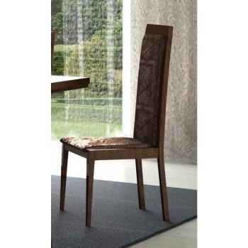 Caprice Dining Chair, Walnut