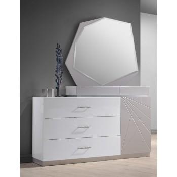Florence Dresser + Mirror by J&M Furniture