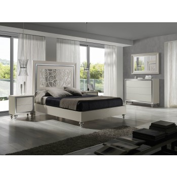 Alba King Size Bedroom Set