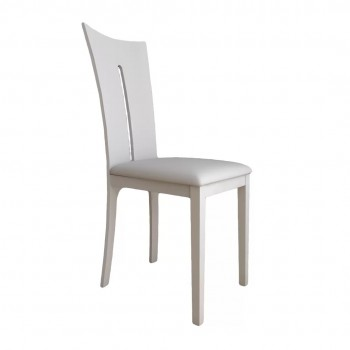 Agata Dining Chair, White
