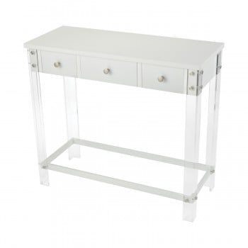 Kamchatka 3-Drawer Console