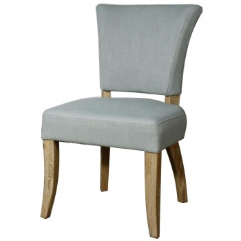 Austin Chair, Soft Blue, Set of 2 by NPD (New Pacific Direct)