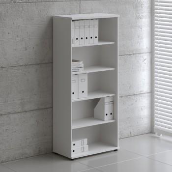 Basic K5504 Shelving Storage, White