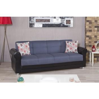 Avalon Sofa, Prusa Gray by Casamode