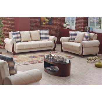 Ontario 2-Piece Living Room Set