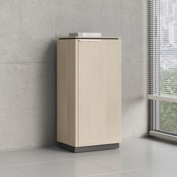 Status 1 Right Door Storage Cabinet X37, Canadian Oak