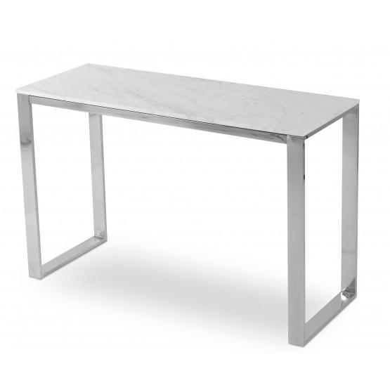 Calvin Sofa Table, Marble photo