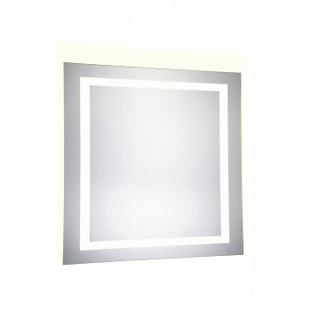 "Nova MRE-6030 Rectangle LED Mirror, 36"" x 36"""