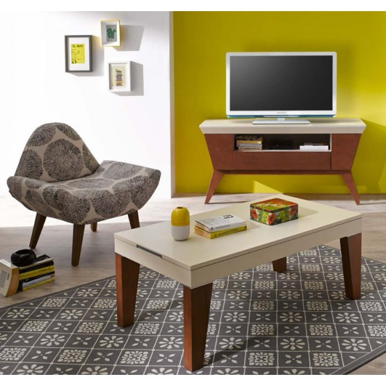 Red Star 2-Piece Entertainment Set photo