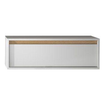 MH96-A Horizontal Wall Unit, White