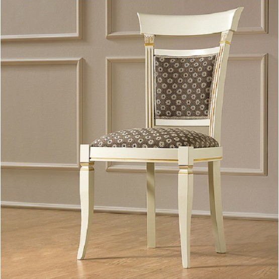 Treviso Dining Side Chair, White Ash photo