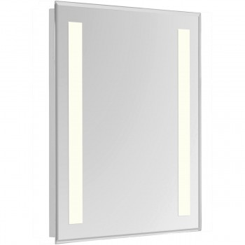 "Nova MRE-6314 Rectangle LED Mirror, 40"" x 24"""