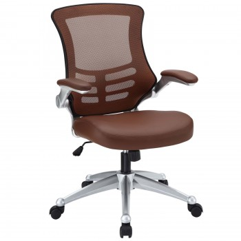 Attainment Office Chair, Tan by Modway