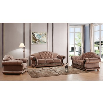 Apolo Fabric Living Room Set