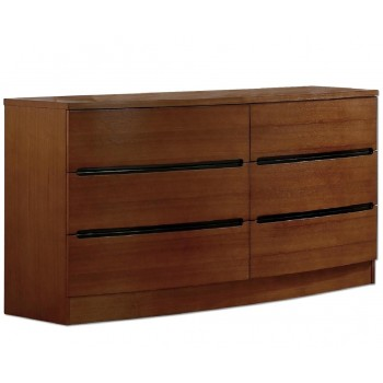 Maya 6-Drawer Dresser