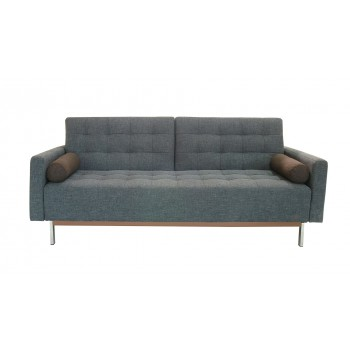 Bonaventura Sofa Bed, Grey by At Home USA