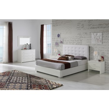 620 Eva 3-Piece Euro Twin Size Bedroom Set