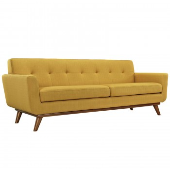 Engage Upholstered Sofa, Citrus by Modway