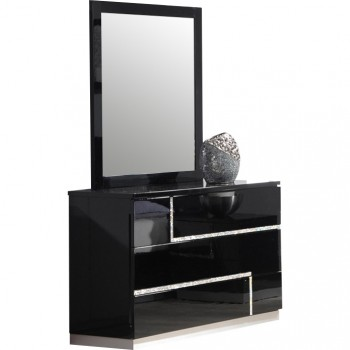 Lucca Dresser + Mirror by J&M Furniture