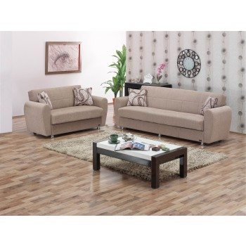 Colorado 2-Piece Living Room Set by Empire Furniture, USA