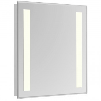 "Nova MRE-6315 Rectangle LED Mirror, 40"" x 32"""