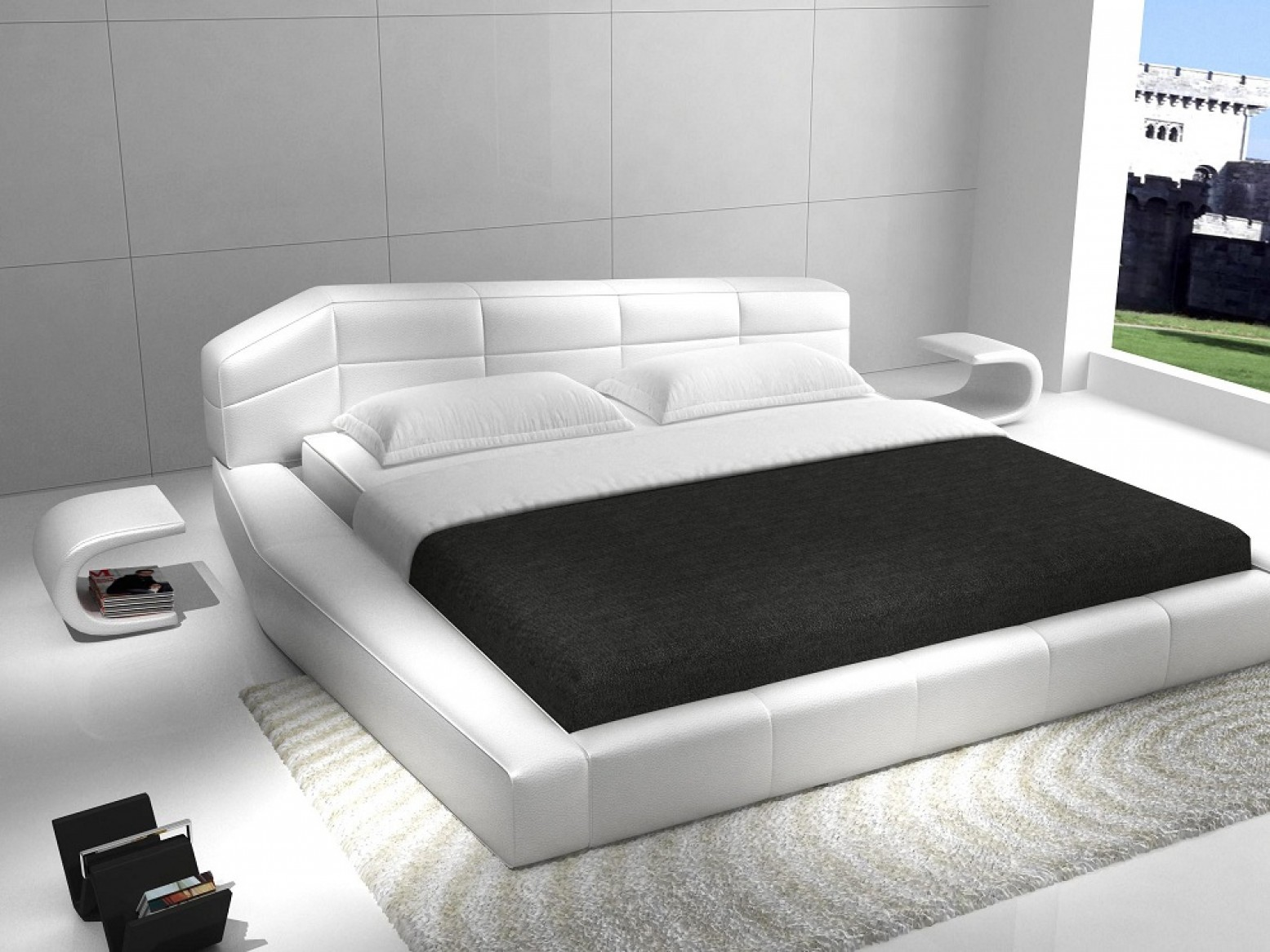 Picture of: Dream Queen Size Bed By J M Furniture