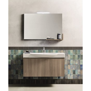 Italian Bathroom Vanity Composition 05 by J&M Furniture