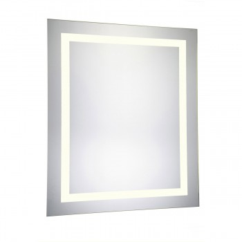"Nova MRE-6041 Rectangle LED Mirror, 40"" x 32"""