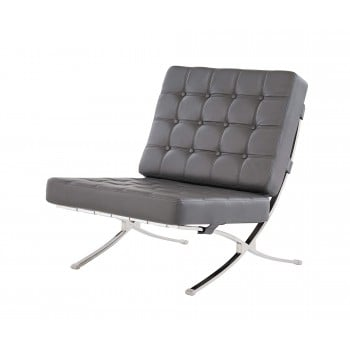 U6293 Chair, Dark Grey